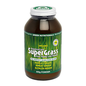 australian supergrass powder 200g 2016