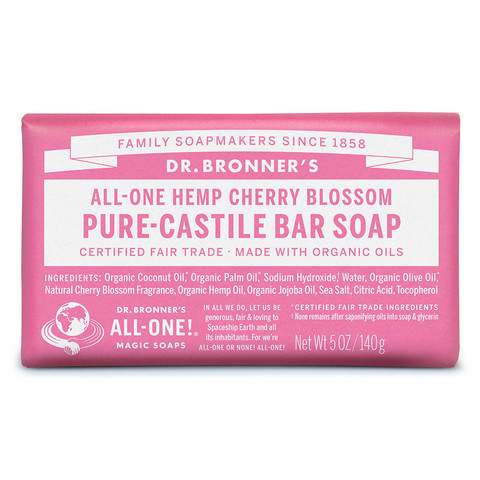 bar soap 140g cherry blossom large