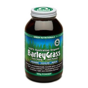 barleygrass powder 200g