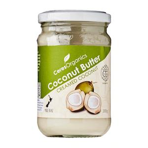 ceres organics coconut butter 300g