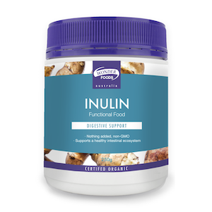 wonder foods inulin 250g