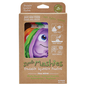 little mashies mixed colours 10pack