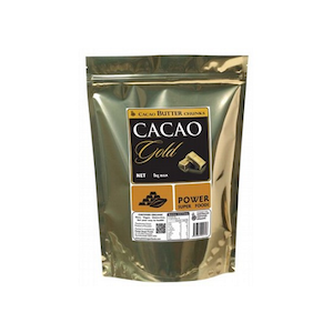 power super foods cacao butter chunks 1kg 1